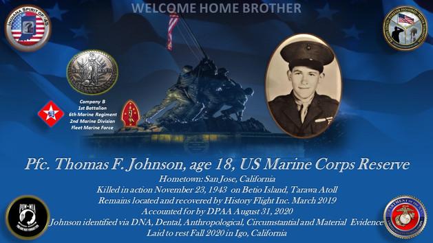 Johnson, Thomas F.