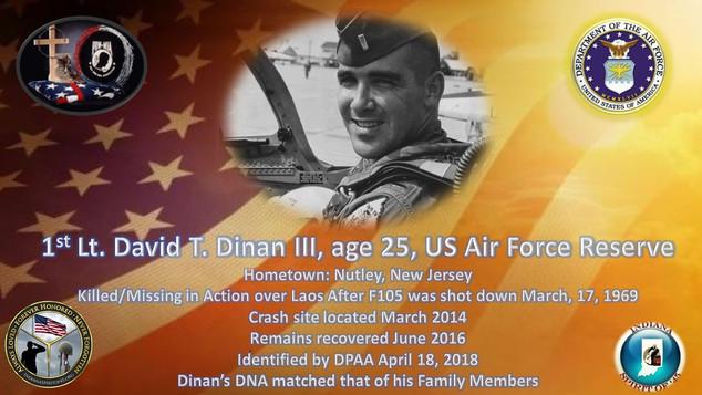 Dinan III, David T.