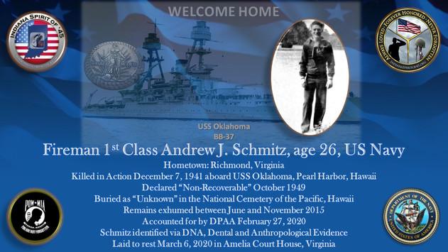 Schmitz, Andrew J.