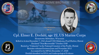 Drefahl, Elmer E.