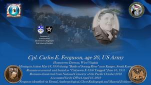 Ferguson, Carlos E.