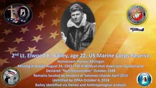 Bailey, Elwood R.