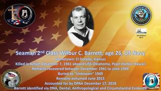 Barrett, Wilbur C.