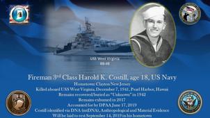Costill, Harold K.