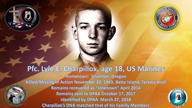 Charpilloz, Lyle E.