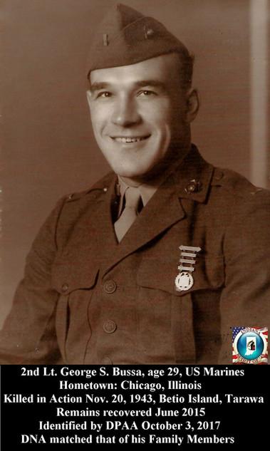 Bussa, George S.