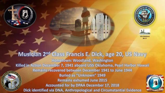Dick, Francis E.