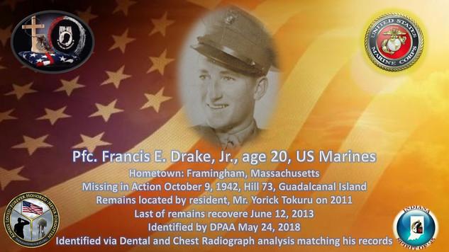 Drake, Francis E.