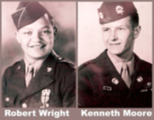 Robert Wright & Kenneth Moore