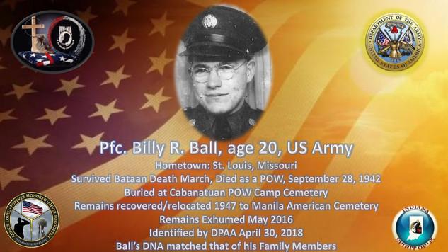Ball, Billy R.