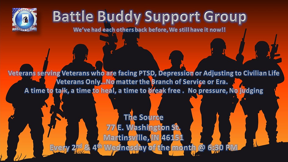 Battle Buddy Support Group