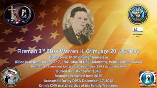 Crim, Warren H.