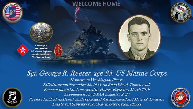 Reeser, George R.