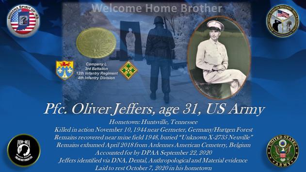 Jeffers, Oliver