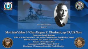 Eberhardt, Eugene K.