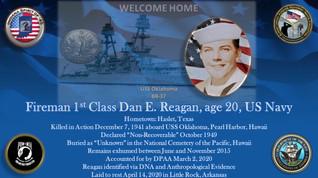Reagan, Dan E.