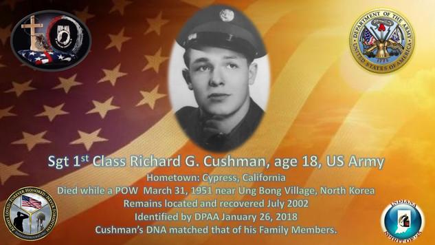 Cushman, Richard