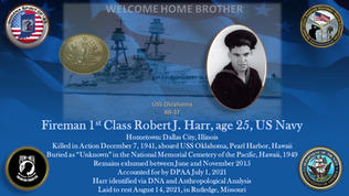 Harr, Robert J.