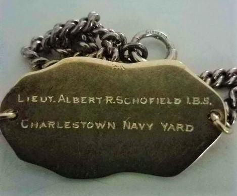 Lt. Albert Schofield 2