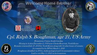 Boughman, Ralph S.