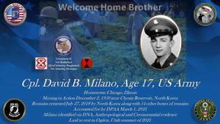 Milano, David B.