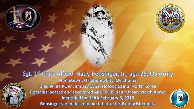 Bensinger Jr, Alfred Gady