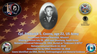 Coons, Frederick E.