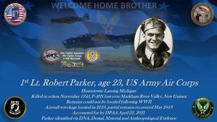 Parker, Robert