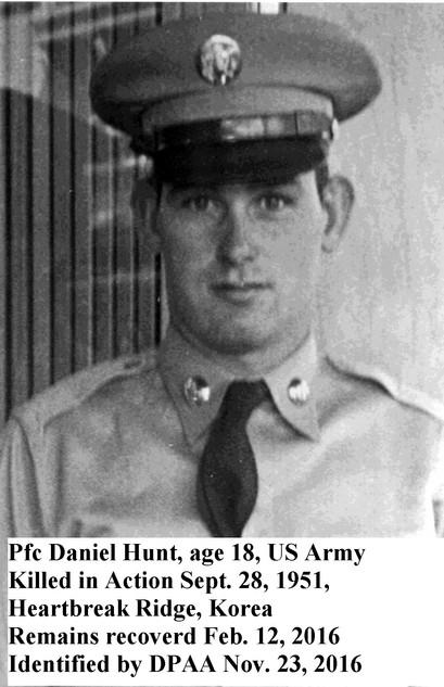 Hunt, Daniel