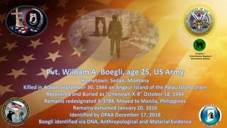 Boegli, William A.