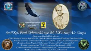 Cybowski, Paul
