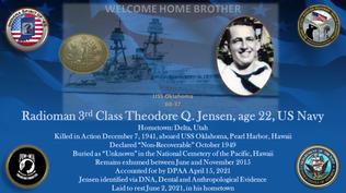 Jensen, Theodore Q.
