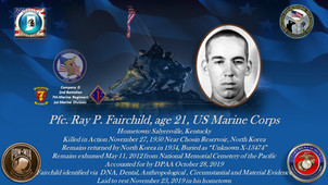 Fairchild, Ray P.