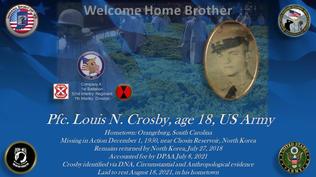 Crosby, Louis N.