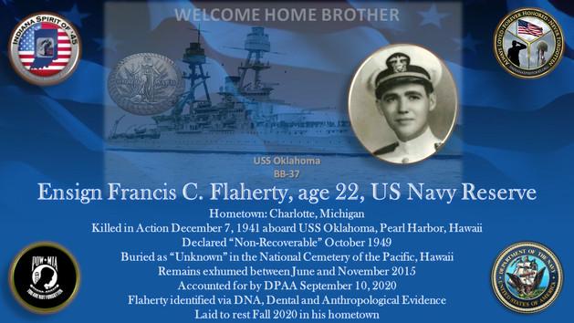Flaherty, Francis C.