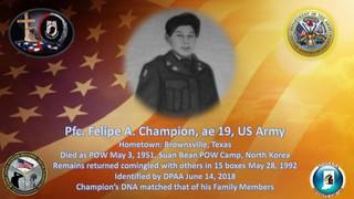 Champion, Felipe A.