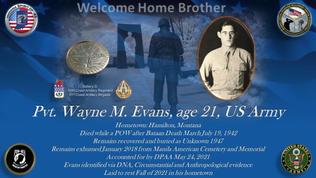 Evans, Wayne M.