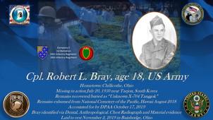 Bray, Robert L.