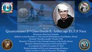 Artley, Daryle E.