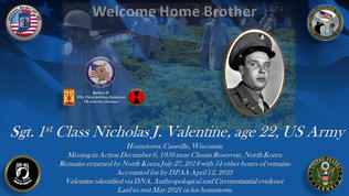 Valentine, Nicholas J.