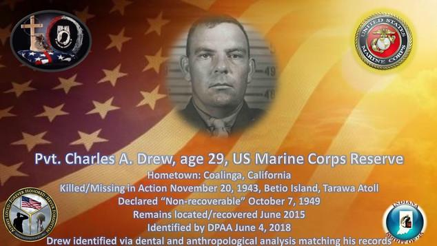 Drew, Charles A.