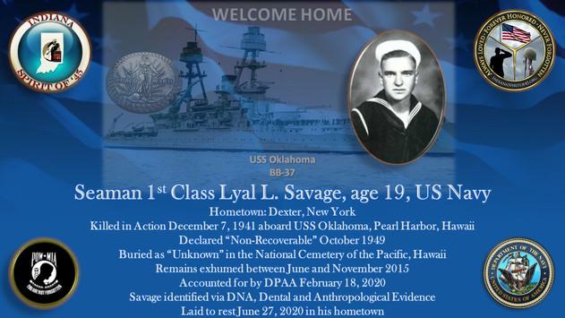 Savage, Lyal L.