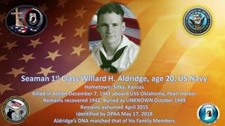 Aldridge, Willard Henry