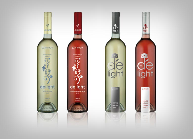 LAMBERTI VINI - Packaging