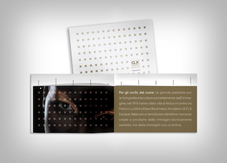 CLX Europe - Brochure aziendale