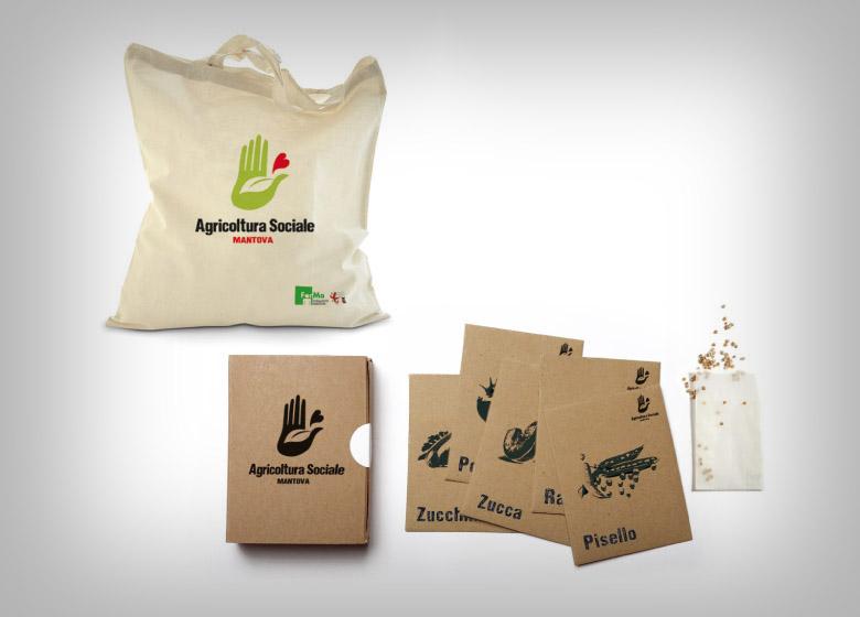 Agricoltura Sociale - Gadgets