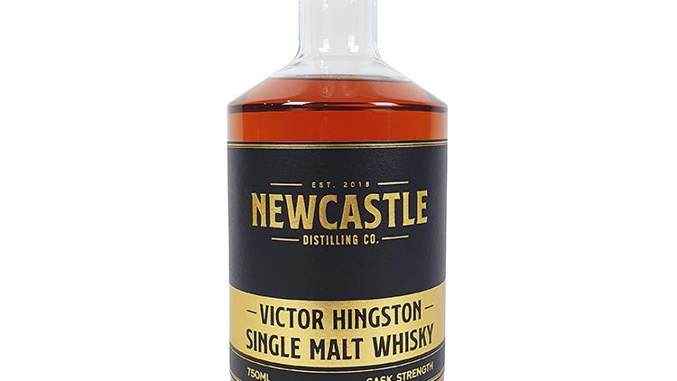 Barrel # 2 - Victor Hingston - Single Malt Whisky