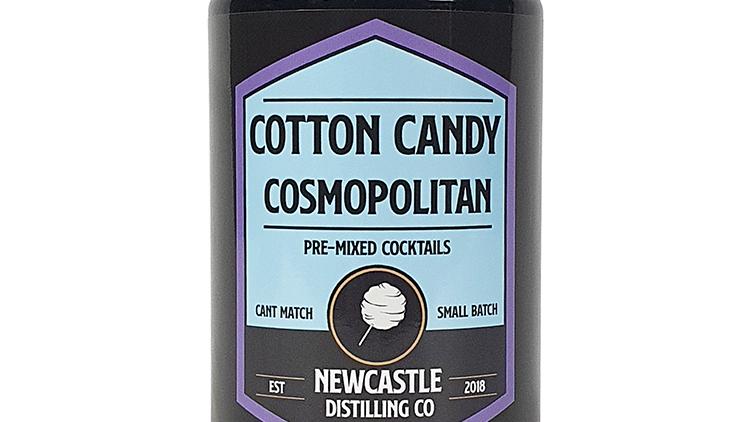 Cotton Candy Cosmopolitan Cocktail