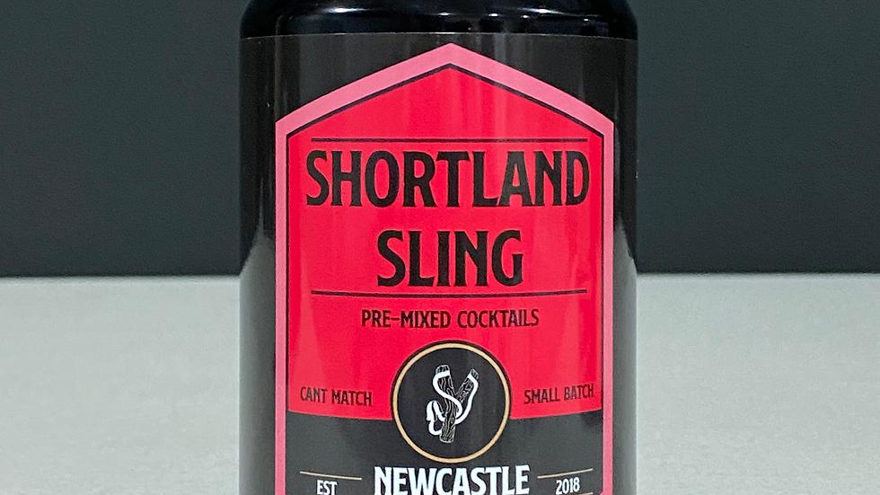 Shortland Sling Cocktail