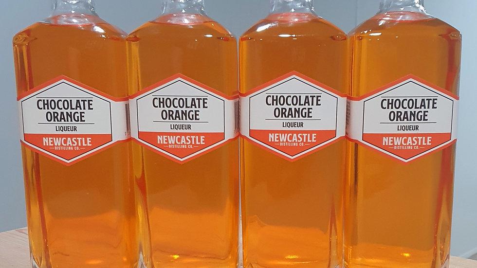 Chocolate Orange Liqueur